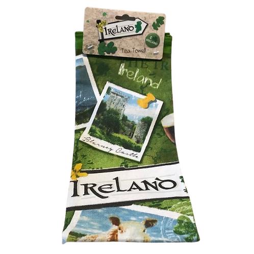 Irish Souvenir Teatowels