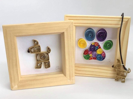 The hows and whys of Quilling