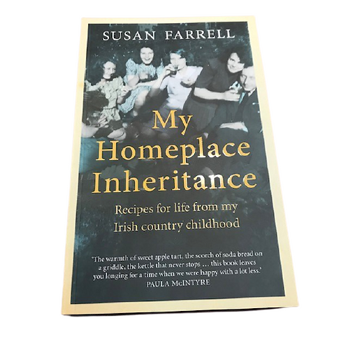 My Homeplace Inheritance by Susan Farrell