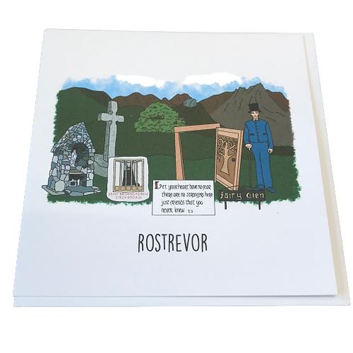 Rostrevor greeting card