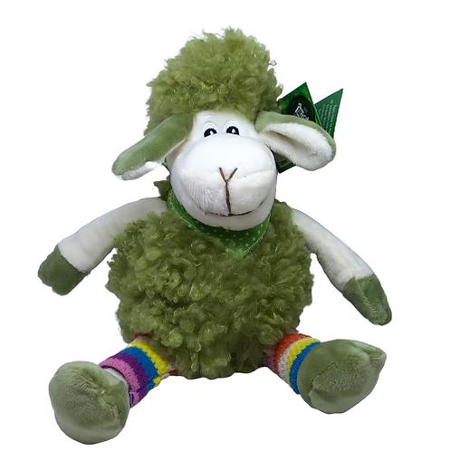 Irish Green Sheep soft toy