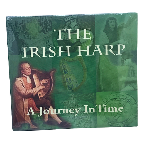 CD- The Irish Harp by Sharon Carroll