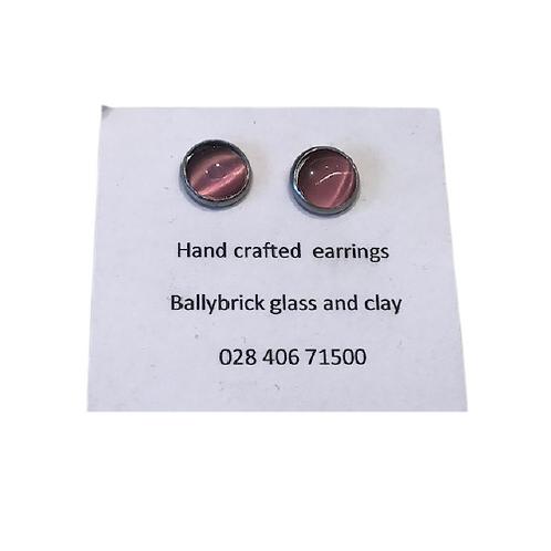 Handcrafted Earrings from Ballybrick