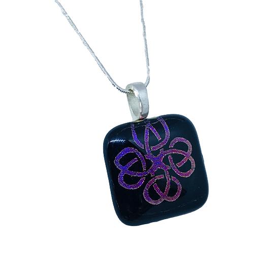 Dichoric glass pendant by Ballybrick