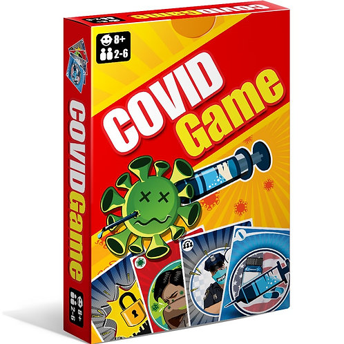 Covid Game- cards