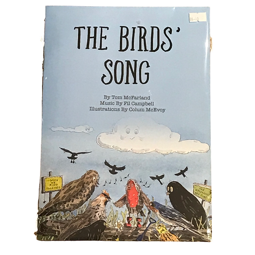 The Birds' Book by Tom McFarland