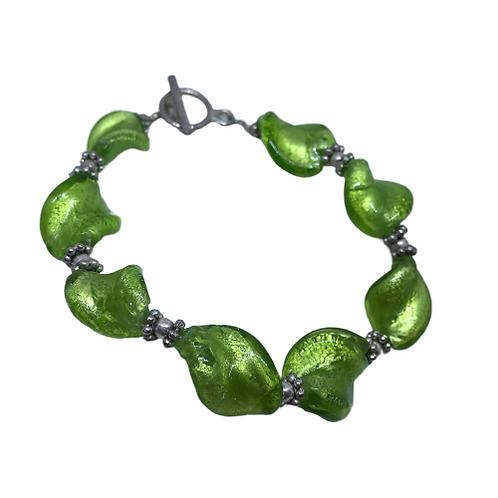 Bracelets by Ballybrick Glass and Clay