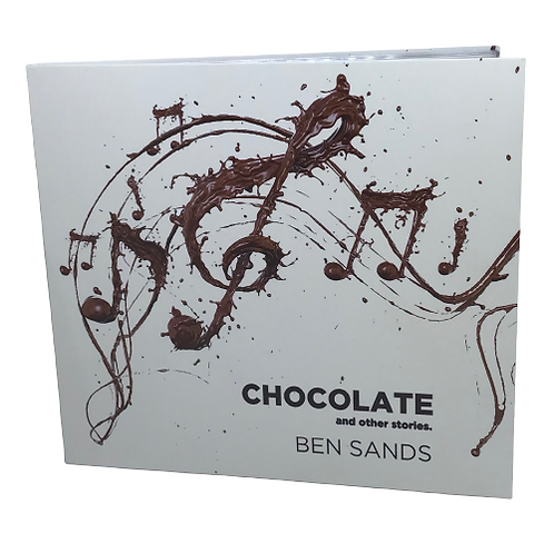 CD-Chocolate by Ben Sands