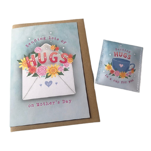 Sending Hugs Mothers Day