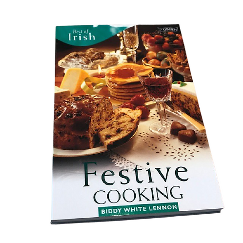 Book- The Best of Irish Festive Cooking