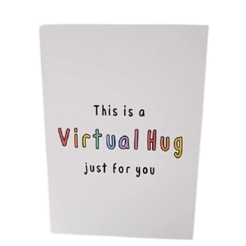 Hug cards