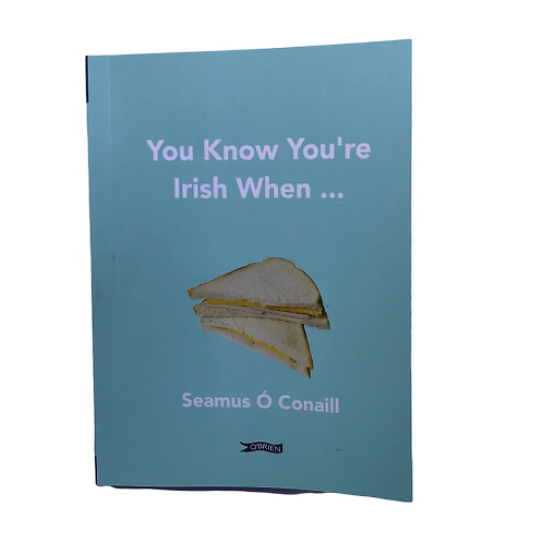 You know you're Irish when- Book
