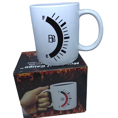 Fuel Gauge Mug