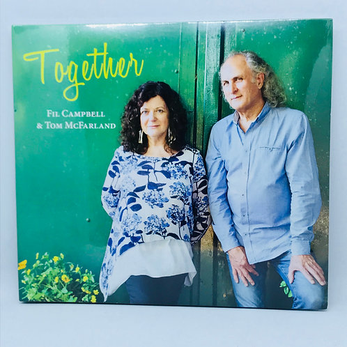 CD- Together by Fil Campbell and Tom McFarland