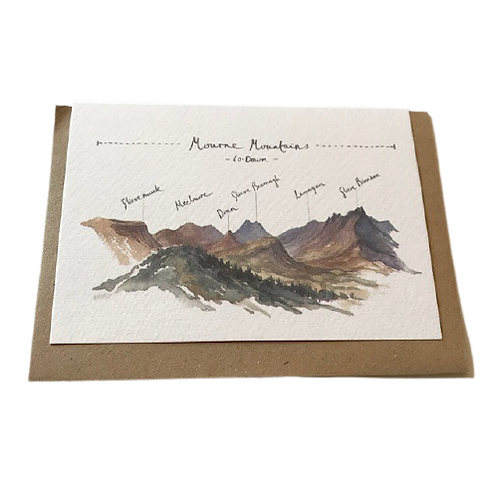Mourne cards- Piera Cirefice