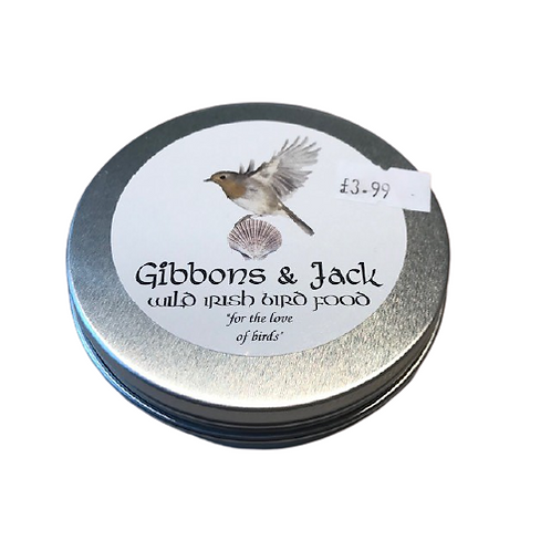 Gibbons & Jack Wild Irish Bird Food