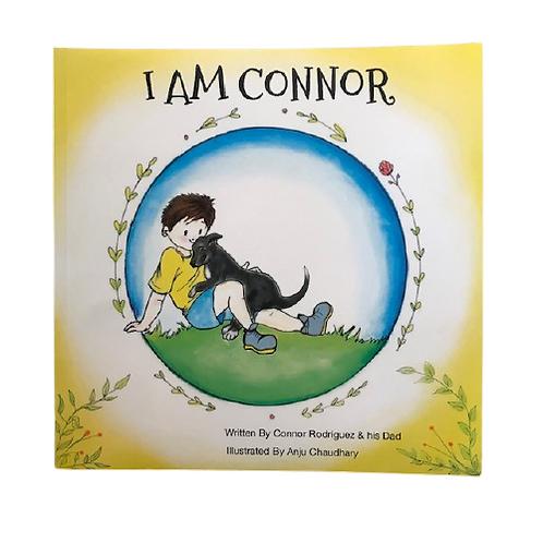 I am Connor- book