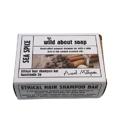 Shampoo bar- Wild about soap