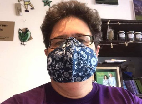 Confessions of a reluctant mask Wearer