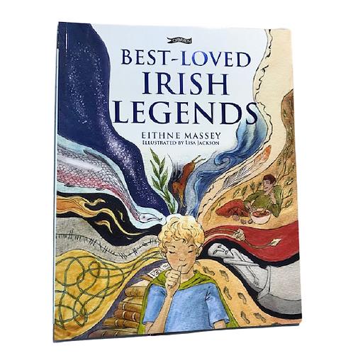 Best Loved Irish Legends- large paperback