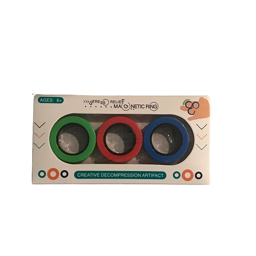 Magnetic Ring Fidget Toy