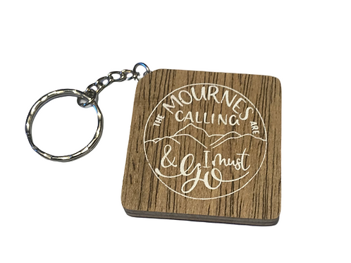 Keyring-the Mournes are calling and I must go