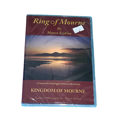 DVD- Ring of Mourne by Maura Erskine