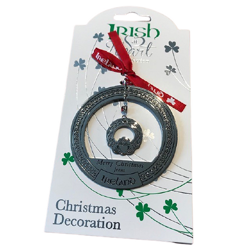 Irish Christmas Decoration