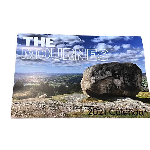 Mourne Mountain Calendar 2021