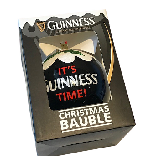 Guinness Christmas Bauble