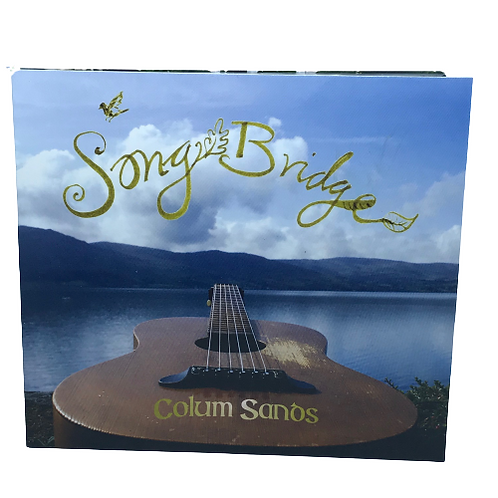 Song Bridge CD by Colum Sands