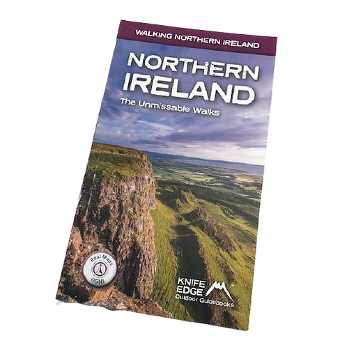 Book: Northern Ireland the Unmissable Walks