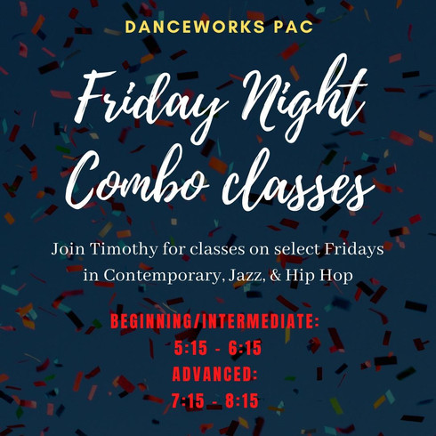 Combo Classes with Timothy