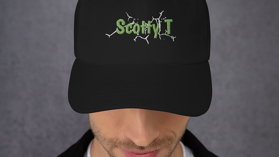 Scotty T Hat (Velcro strap)