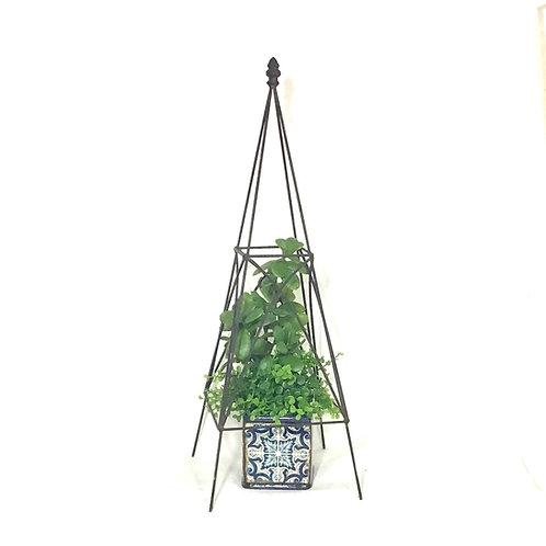 French Garden Obelisk
