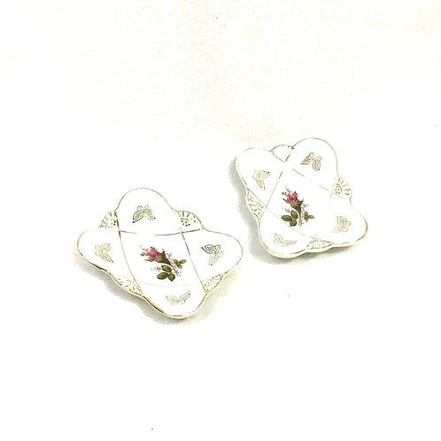 L&M Porcelain Ring Dish
