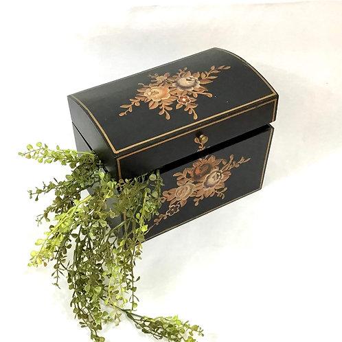 Floral Treasure Box