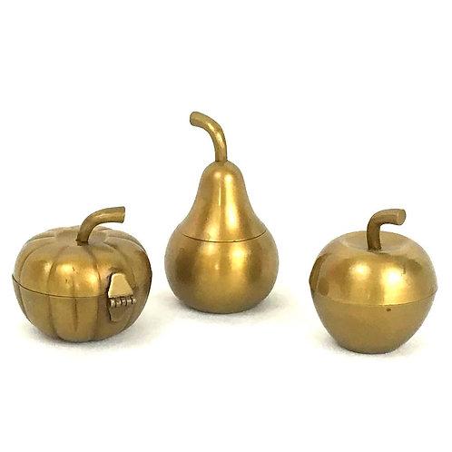 Brass Treasure Boxes