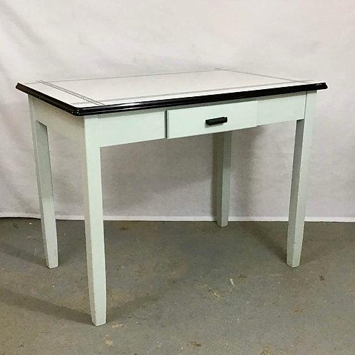 Tressie Table/Enamel Top Desk