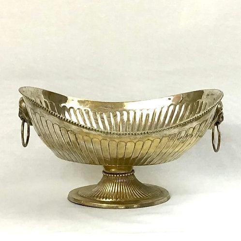 Silverplate Pedestal Dish