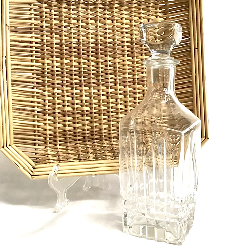 Crystal Decanter Made in France