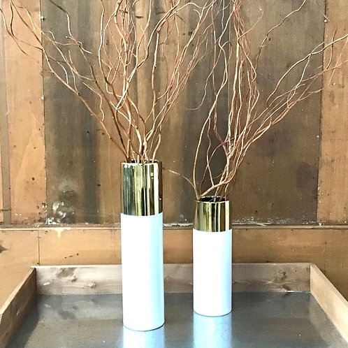 Luxe Cylinder Vase - Tall