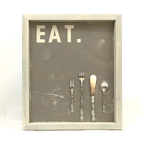 EAT. Sign
