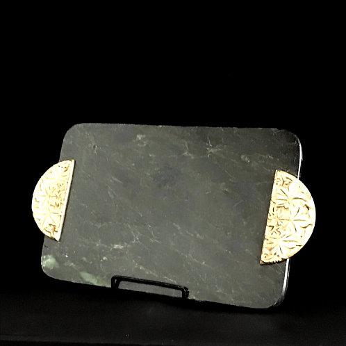 Green Granite Cutting Charcuterie Board