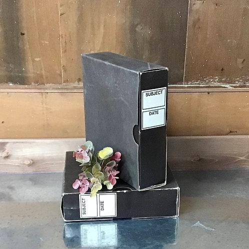 Slide Reel Storage Box