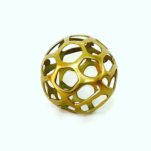 Decorative Brass Sphere