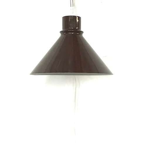 Industrial Pendant Light - Brown