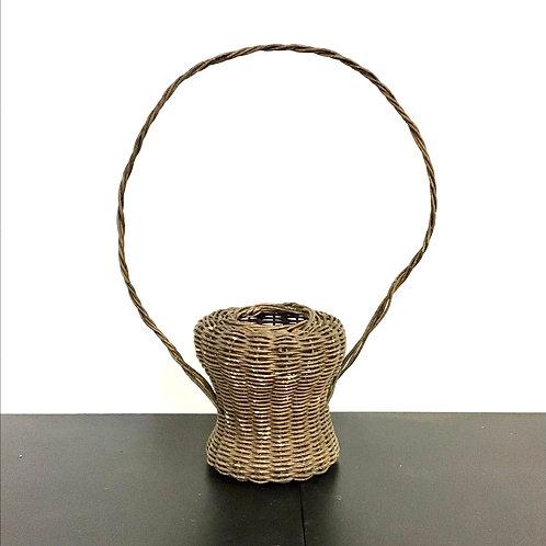 Handwoven Funeral Basket