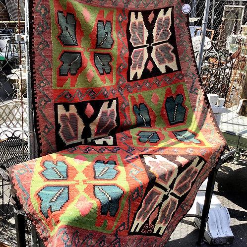 Turkish Kilim Handmade Rug