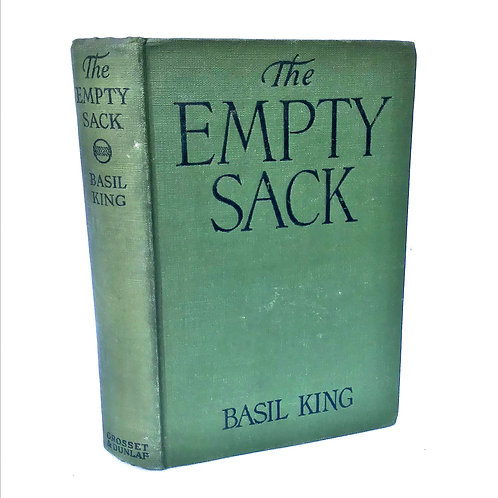 The Empty Sack by Basil King
